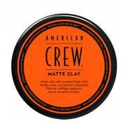 American Crew Matte Clay - Пластичная матовая глина 85 г