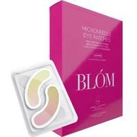 "BLOM Microneedle Eye Patches - Микроигольные патчи для глаз ""кофеин"" 4 пары"