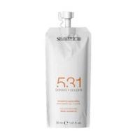 Selective 531 Shampoo-Maschera Golden - Шампунь-маска для возобновления цвета волос (золотистый) 30 мл