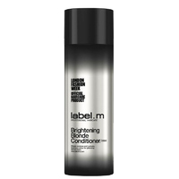 Label.M Brightening Blonde Conditioner - Осветляющий кондиционер для блондинок 200 мл
