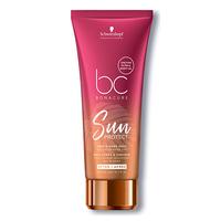 Schwarzkopf Bonacure BC Sun Shampoo Hair And Body - Шампунь для волос для волос и тела 200 мл