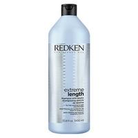 Redken Extreme Length Shampoo - Шампунь с биотином для максимального роста волос 1000 мл