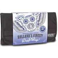 Reuzel PigsCanFly Bag Fiber 20 - Набор для волос (помада 113 г + 35 г, шампунь 100 мл, твердый одеколон 35 г, косметичка)