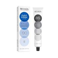 Revlon Nutri Color Filters - Прямой краситель без аммиака 190 синий 100 мл