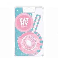 "EAT MY Bobbles Unicorn Pop - Резинки для волос ""единорожий леденец"" 3 шт"