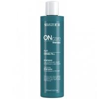Selective On Care Densi-fill Shampoo - Шампунь филлер для ухода за поврежденными или тонкими волосами 250 мл