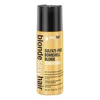 Sexy Hair Blonde Bombshell Blonde Conditioner - Кондиционер для сохранения цвета светлых волос 50 мл