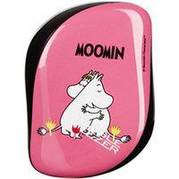 Tangle Teezer Compact Styler Moomin Pink - Расческа для волос муми-розовая