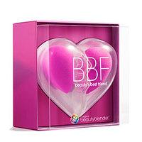 Beautyblender BBF - Набор косметический (спонжи в пластиковом кейсе-сердечке) 2 шт