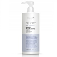 Revlon Professional ReStart Hydration Moisture Micellar Shampoo - Мицеллярный шампунь для нормальных и сухих волос 1000 мл