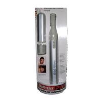 BaByliss Pro Pen - Мини-триммер для носа, ушей и бровей, 1,5V 1 батарейка AAA