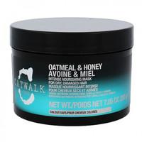 TIGI Catwalk Oatmeal & Honey Mask - Интенсивная маска для питания сухих и ломких волос 200 мл