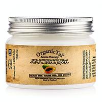 Organic Tai Body Cream - Экстрапитательный крем для тела «папая, ши и жожоба» 150 мл