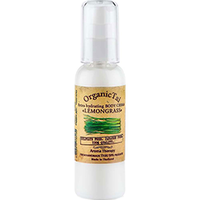Organic Tai Body Cream - Экстраувлажняющий крем для тела «лемонграсс» 120 мл