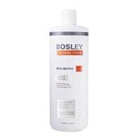 Bosley Воs Revive (step 2) Volumizing Сonditioner Visibly Thinning Color-Treated Hair - Кондиционер для объема истонченных окрашенных волос 1000 мл
