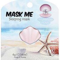 Beauty Bar Mask Brightening Pearl - Маска ночная для лица освежающая (жемчужная) 4 г