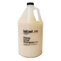Label.M Cleanse Honey & Oat Shampoo - Шампунь питательный мёд и овёс 3750 мл
