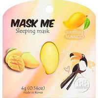 Beauty Bar Mask Soothing Mango - Маска ночная для лица успокаивающая (манго) 4 г