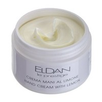 Eldan Hand cream with lemon - Крем для рук с лимоном 250 мл