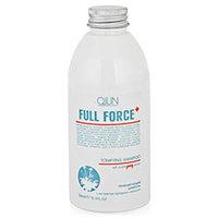 Ollin Full Force Tonifying Shampoo - Тонизирующий шампунь с экстрактом пурпурного женьшеня 300 мл