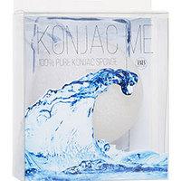 Beauty Bar Konjac Sponge - Воздушный спонж конняку для лица (натуральный)
