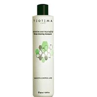 Teotema Keratin Shampoo - Очищающий шампунь с кератином 500 мл