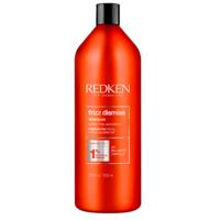Redken Frizz Dismiss Shampoo - Шампунь для дисциплины всех типов непослушных волос 1000 мл