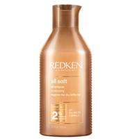 Redken All Soft Shampoo - Шампунь для питания и смягчения волос 300 мл