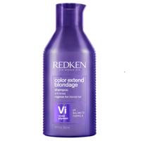 Redken Color Extend Blondage Shampoo - Нейтрализующий шампунь для поддержания холодных оттенков блонд 300 мл