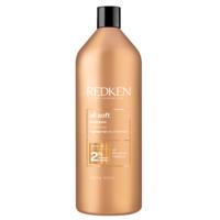 Redken All Soft Shampoo - Шампунь с аргановым маслом для питания и смягчения волос 1000 мл