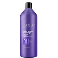 Redken Color Extend Blondage Shampoo - Нейтрализующий шампунь для поддержания холодных оттенков блонд 1000 мл