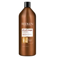 Redken All Soft Mega Conditioner - Кондиционер для очищения, питания и смягчения очень сухих и ломких волос 1000 мл