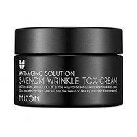 Mizon S-Venom Wrinkle Tox Cream - Крем для лица с экстрактом яда храмовых змей 50 мл