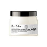 L'Oreal Professionnel Serie Expert Metal Detox Mask - Маска для восстановления окрашенных волос 500 мл