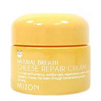 Mizon Cheese Repair Cream - Крем для лица сырный питательный 50 мл