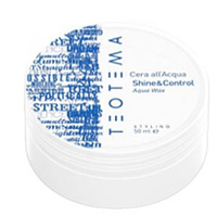 Teotema Styling Glossy Wax - Глянцевый воск блеск и контроль 50 мл