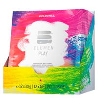 Goldwell Elumen Eraser - Средство для удаления краски с волос 12*30гр