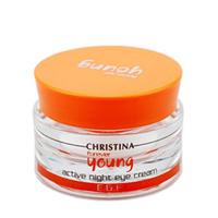 Christina Forever Young Active Night Eye Cream - Ночной крем для глаз «Суперактив» 30 мл