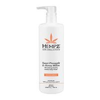 Hempz Sweet Pineapple & Honey Melon Herbal Body Wash - Гель для душа ананаси медовая дыня 750 мл