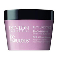 Revlon Professional Be Fabulous C.R.E.A.M. Anti-Frizz Mask - Дисциплинирующая маска 200 мл