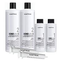 Matrix Bond Ultim8 Protecting System Salon Intro Kit - Набор средств для защиты волос в салоне (шаг 1 2*125 мл + шаг 2*500 мл)