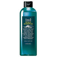 Lebel Theo Ice Mint Scalp Shampoo - Шампунь для мужчин с ледниковой водой 320 мл