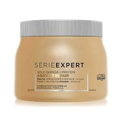 Loreal Professionnel Serie Expert Absolut Repair Gold Quinoa Mask - Маска для восстановления волос 500 мл