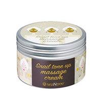Seantree Snail Tone Up Massage Cream - Крем для лица массажный 200 г
