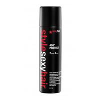 Short Sexy Hair Protect Heat Defense Hot Tool Spray - Спрей для термозащиты средней фиксации 7-4/450° 150 мл