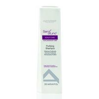 Alfaparf Semi Di Lino Scalp Puryfing Shampoo - Очищающий шампунь 250 мл