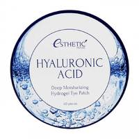 Esthetic House Hyaluronic Acid Hydrogel Eye Patch - Гидрогелевые патчи с гиалуроновой кислотой 60 шт