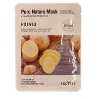 Anskin Secriss Pure Nature Mask Pack-Potato - Маска для лица тканевая 25 мл