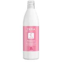 Tefia Color Creats Oxidizing Cream - Окисляющий крем с глицерином и альфа-бисабололом 3% 1000 мл
