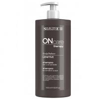 Selective Professional Lenitive Shampoo - Шампунь для чувствительной кожи головы 1000 мл